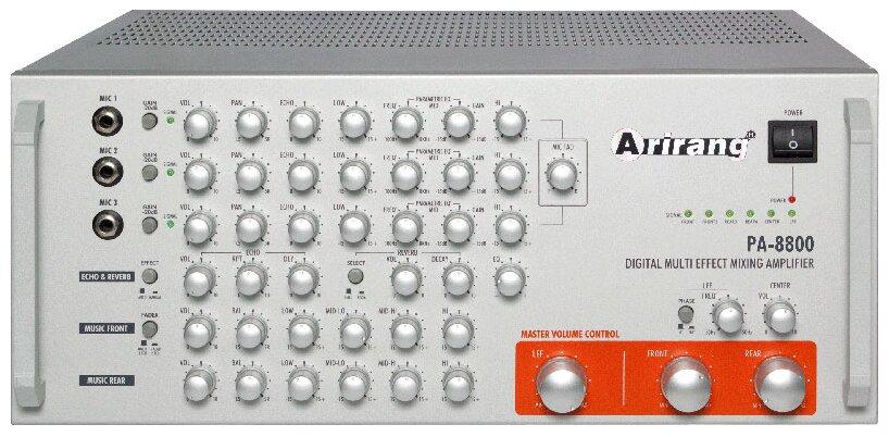 So sánh Amply Arriang PA 8800 với Amply Boston PA 3500