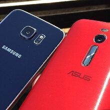 So sánh ảnh chụp của Samsung Galaxy S6 và Asus Zenfone 2