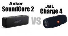 So sánh Anker Soundcore 2 và JBL Charge 4: Nên mua loa nào?