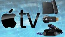 So sánh Apple TV mới với Amazon Fire TV, Roku 3 và Google Chromecast