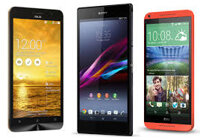 So sánh Asus Zenfone Selfie và Sony Xperia Z1