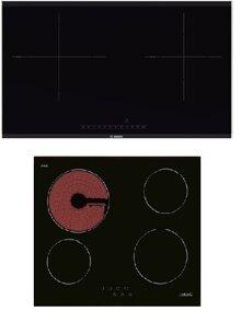 So sánh Bếp điện từ Bosch PMI968MS và bếp điện từ Cata TC604FVI