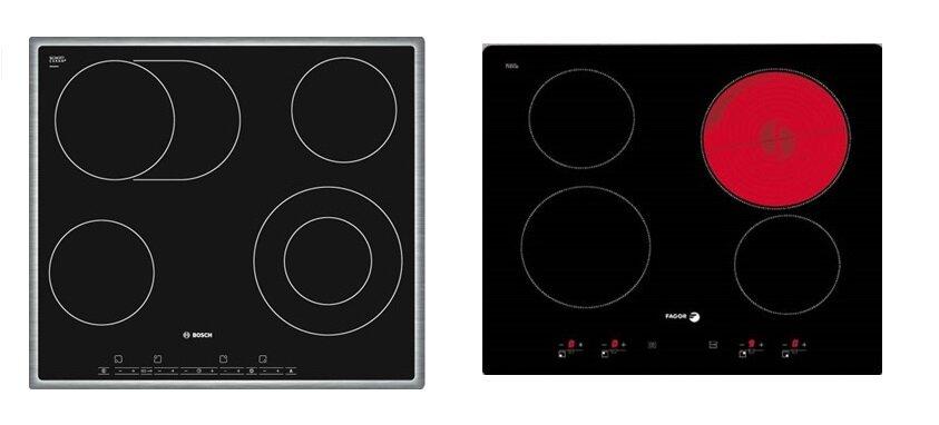 So sánh bếp điện từ Bosch PKN645T14 và bếp điện từ Fagor 2VFT-400AX