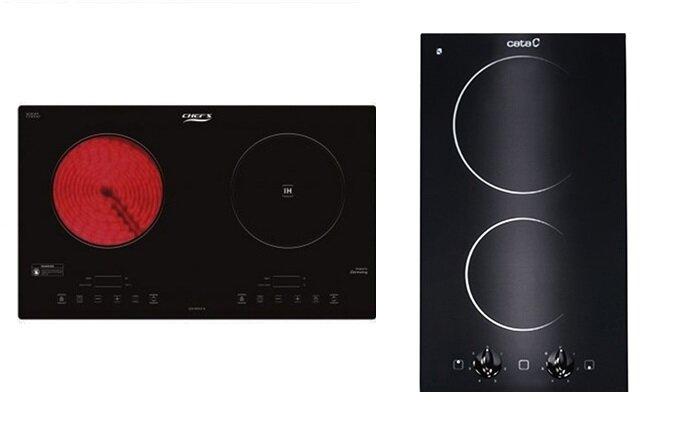 So sánh bếp điện từ Chef's EHMIX31A và bếp điện từ Cata TCD-302VI