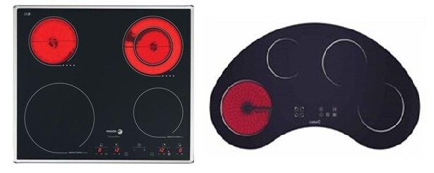 So sánh bếp điện từ Fagor 5IFT-22X và bếp điện từ Cata TCO904ORFVI
