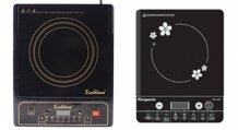So sánh bếp điện từ giá rẻ Eurohome EID-223 và bếp điện từ Kangaroo KG365I