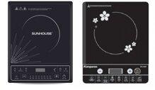 So sánh bếp điện từ giá rẻ Sunhouse SHD6145 và bếp điện từ Kangaroo KG365I