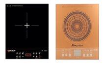 So sánh bếp điện từ Taka TK-I01A và bếp điện từ Kangaroo KG362I