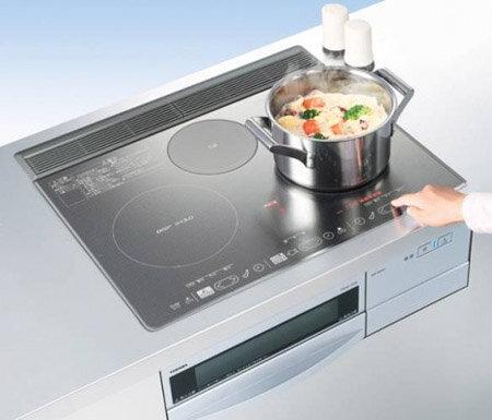 So sánh bếp điện từ với bếp hồng ngoại