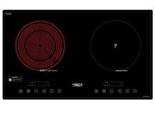 So sánh bếp đôi Chefs EH-MIX311 và bếp điện từ Kangaroo KG356I