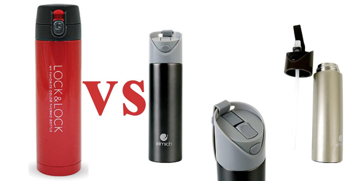 So sánh bình giữ nhiệt Lock&Lock và Elmich – bình giữ nhiệt nào tốt ?