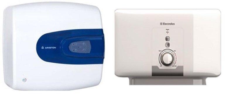 So sánh bình nóng lạnh Ariston TI-SS và bình nóng lạnh Electrolux EWS30DDXDW
