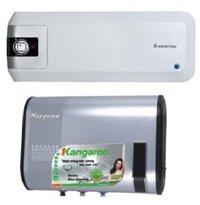 So sánh bình nóng lạnh Ariston S20HFE và bình nóng lạnh Kangaroo KG64N