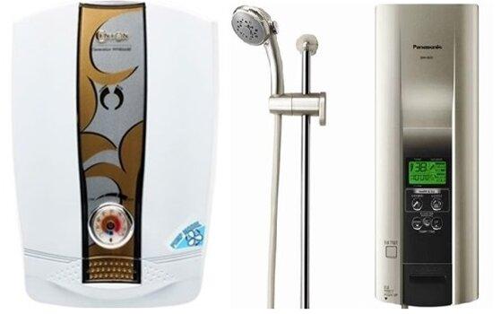 So sánh bình nóng lạnh Centon Generation WH8668EP và bình nóng lạnh Panasonic DH6KD1VN