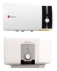 So sánh bình nóng lạnh Ferroli Lamborghini LF-T30 và bình nóng lạnh Electrolux EWS15DEXDW