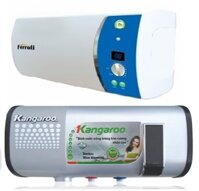 So sánh bình nóng lạnh Ferroli VERDI-20AE và bình nóng lạnh Kangaroo KG65