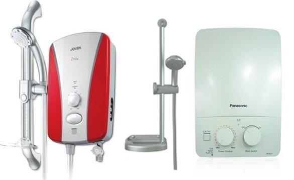 So sánh bình nóng lạnh Joven i70e và bình nóng lạnh Panasonic DH-3LS1VS