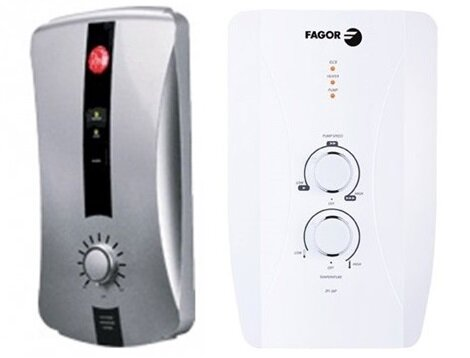 So sánh bình nóng lạnh Rheem RH388EP và bình nóng lạnh Fagor FI-4