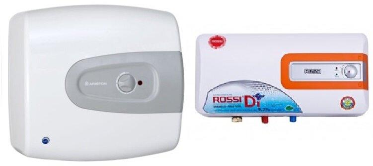 So sánh bình nóng lạnh Rossi R30-DI và bình nóng lạnh Ariston TiPro