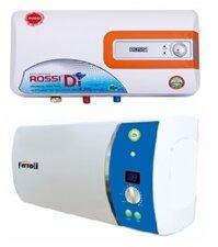 So sánh bình nóng lạnh Rossi R30-DI  và bình nóng lạnh Ferroli VERDI-20AE