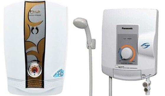So sánh bình nóng lạnh Panasonic DH-3EP3W và bình nóng lạnh Centon Generation WH8668EP