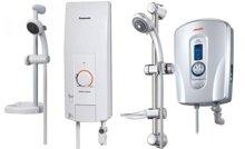 So sánh bình nóng lạnh Panasonic DH4HS1W và bình nóng lạnh Joven 820i