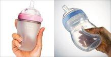 So sánh bình sữa Comotomo và bình sữa Mamachi