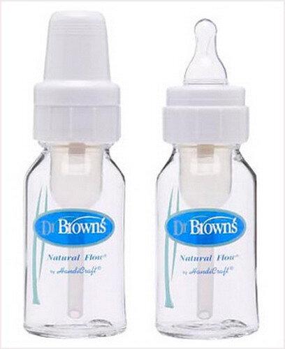 So sánh bình sữa Dr. Brown – Thủy tinh và Nhựa