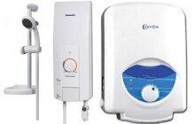 So sánh bình tắm nóng lạnh Panasonic DH4HS1W và bình nóng lạnh Centon WH 8118EP
