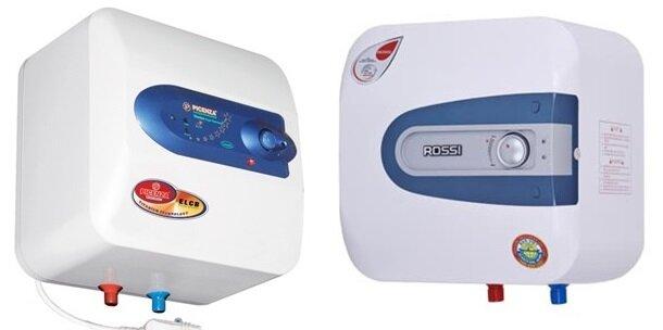 So sánh bình tắm nóng lạnh Rossi R15-HQ và bình tắm nóng lạnh Picenza S20