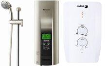 So sánh bình tắm nóng lạnh Panasonic DH6KD1VN và bình nóng lạnh Fagor 2FI-45P