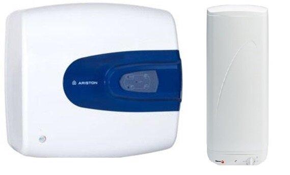 So sánh bình tắm nóng lạnh Ariston TI-SS và bình nóng lạnh Fagor CB-30N1