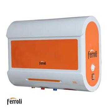 So sánh bình tắm nóng lạnh Ferroli và bình nước nóng lạnh Electrolux