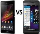 So sánh BlackBerry Z10 và Sony Xperia C: Sự lựa chọn nào cho điện thoại thông minh giá rẻ