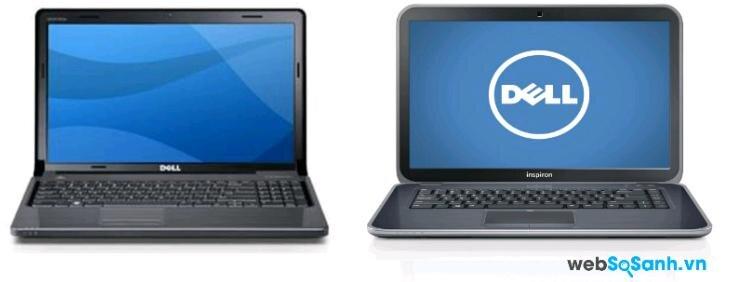 So sánh bộ đôi laptop Dell Inspiron 15 và Dell Inspiron 15z