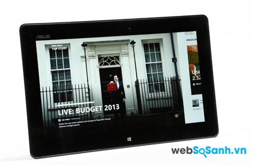 So sánh bộ đôi máy tính bảng Asus Vivo Tab Smart và Dell Venue 11 Pro