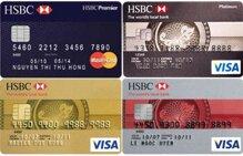 So sánh các loại thẻ tín dụng ngân hàng HSBC phát hành