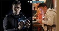 So sánh các siêu sao bóng đá dùng điện thoại gì ?