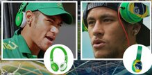 So sánh các siêu sao bóng đá dùng tai nghe gì?