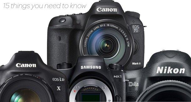So sánh Canon 7D Mark II –  Canon EOS-1D X –  Nikon D4S và Samsung NX1 (Phần 1)
