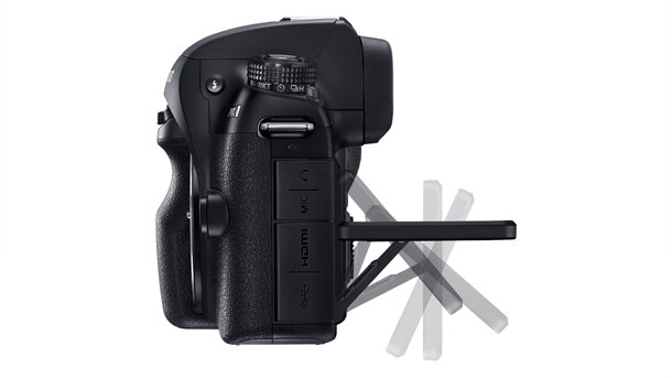 So sánh Canon 7D Mark II –  Canon EOS-1D X –  Nikon D4S và Samsung NX1 (Phần 2)