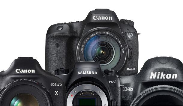 So sánh Canon 7D Mark II –  Canon EOS-1D X –  Nikon D4S và Samsung NX1 (Phần 3)