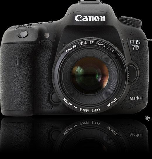 So sánh Canon 7D Mark II với Canon EOS 6D