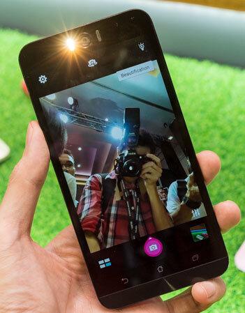 So sánh cấu hình Asus ZenFone 2 và ZenFone Selfie