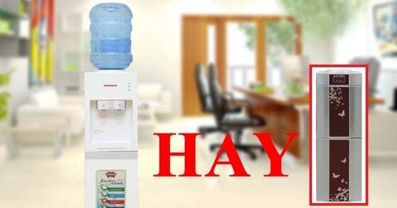 So sánh cây nước nóng lạnh sử dụng Block và Chip từ : Nên mua loại nào thì RẺ mà BỀN hơn ?