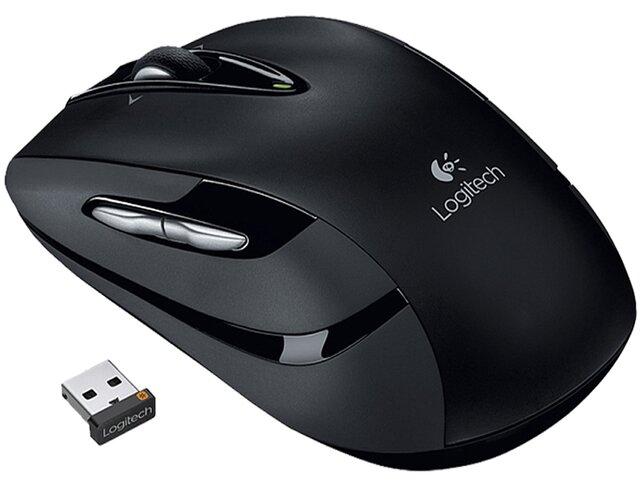 So sánh chuột không dây Logitech và Genius