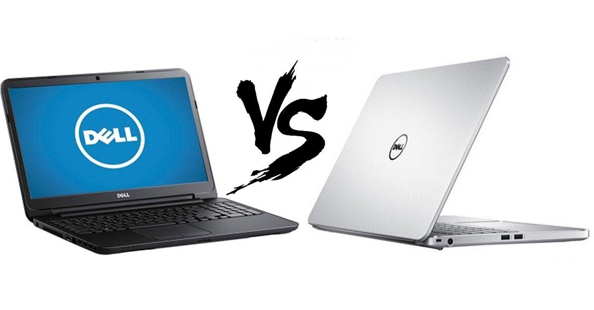 So sánh Dell Vostro và Dell Inspiron: Nên mua dòng nào?