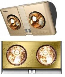 So sánh đèn sưởi Kangaroo KG247 và đèn sưởi nhà tắm Kottmann K2B-G
