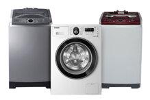 So sánh điểm khác biệt cơ bản của máy giặt cửa ngang so với máy giặt cửa trên