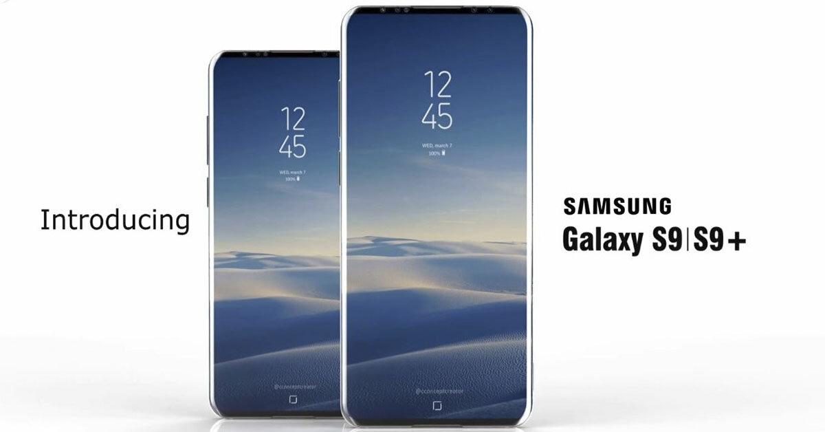 So sánh điểm khác biệt giữa Samsung Galaxy S9  và S9 Plus
